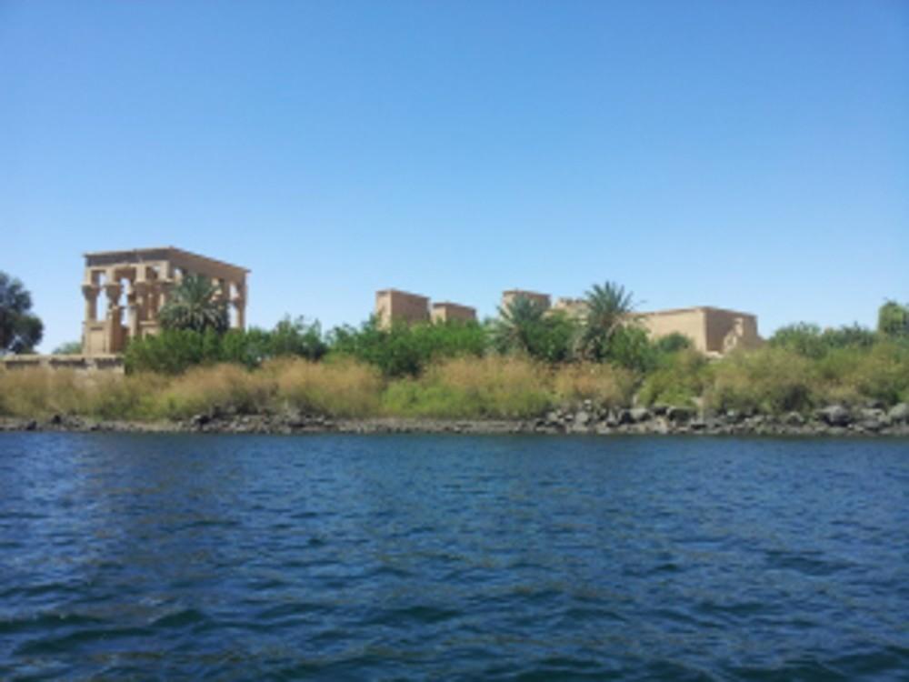 Храмы Асуана (Нубия)
