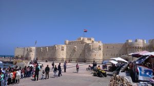 Каир-Александрия. 2 дня.