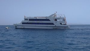 Лодки с прозрачным дном