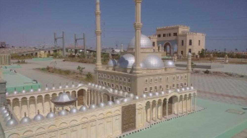 Египет в миниатюрах и  ТЦ