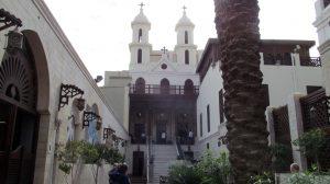 Коптский (христианский) Каир индивидуально